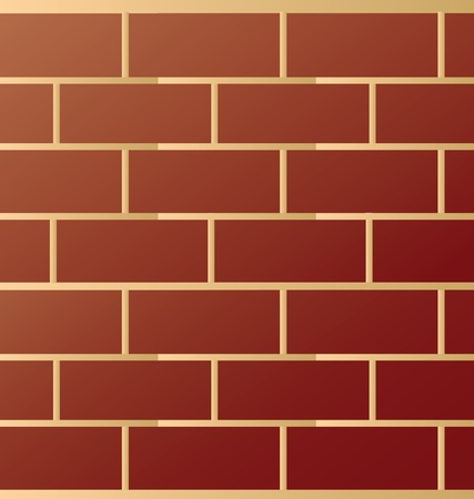 building bricks: Modern brick wall seamless background