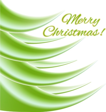 Merry Christmas Card Stock Vector - 15804624