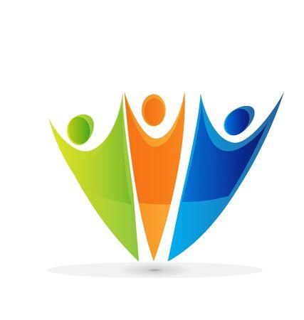 Swooshes cijfers logo