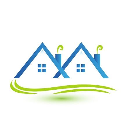 townhouses: Adosados ??logo inmobiliaria