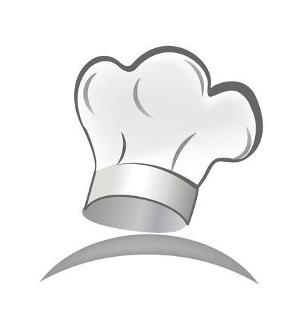 Chef hat icon vector  Vector