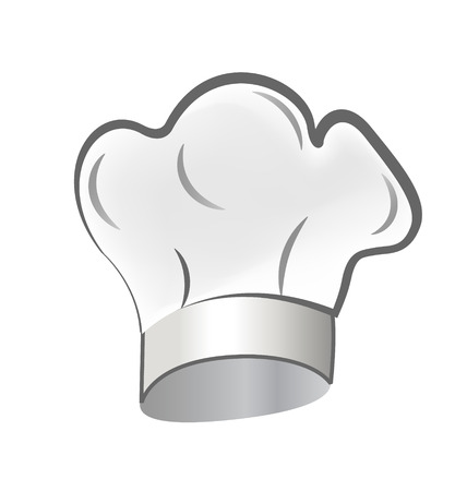 Vector of Chef hat symbol Vector