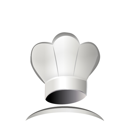Vector of chef hat icon