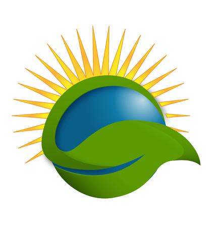 wellness icon: Wellness life and health icon vector