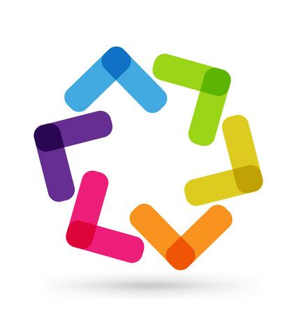 vector icone: Identit� d'entreprise R�sum� vecteur de carte Icon Design