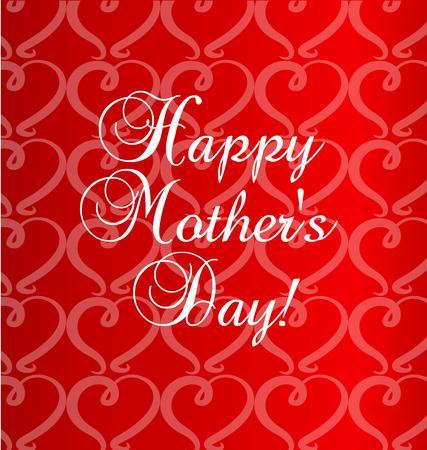 plantilla para tarjetas: Madres felices plantilla de tarjeta del d�a