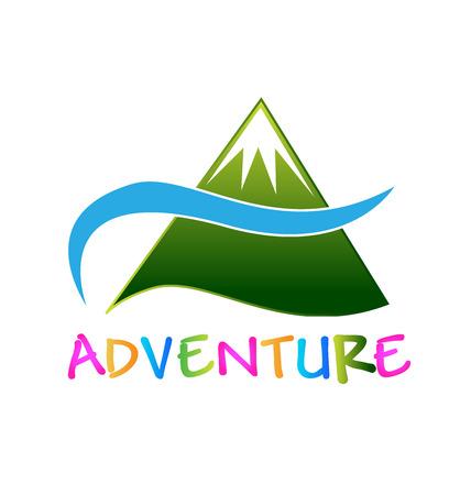 country life: Adventure green mountain