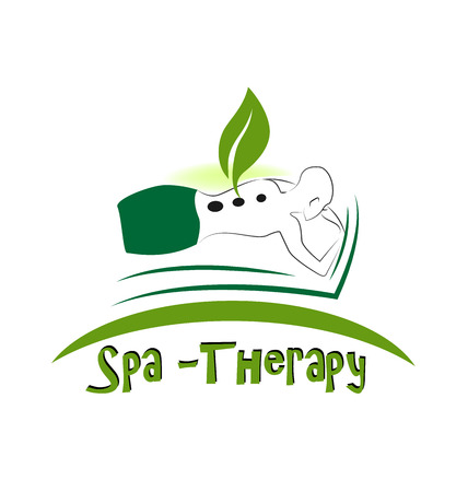 free clip art: Spa teraphy  Illustration