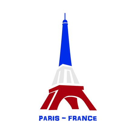 social history: Eiffel Tower Paris France logo