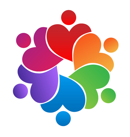 non stock: People love heart shape. Voluntary concept