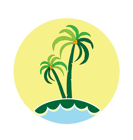 Tropical icon