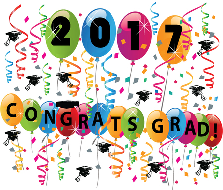 toss: Celebrating graduation day