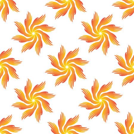 together voluntary: Hands teamwork pattern wallpaper image vector Illustration