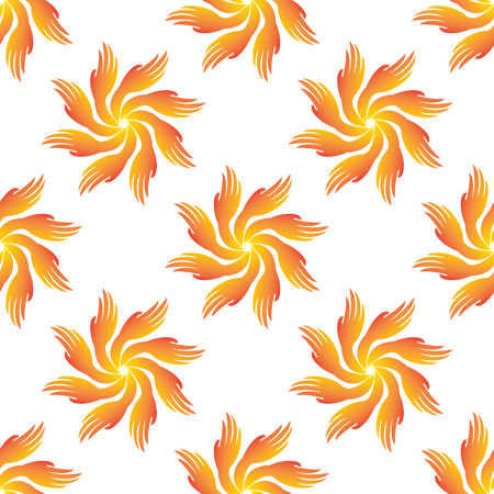 massage: Hands teamwork pattern wallpaper image vector Illustration