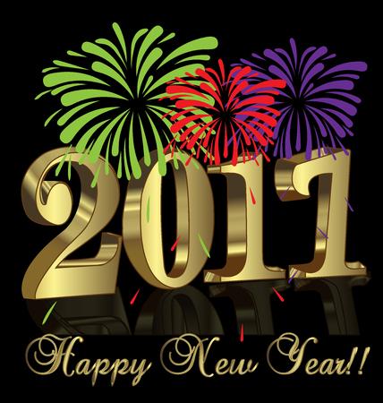 2017 Happy new year
