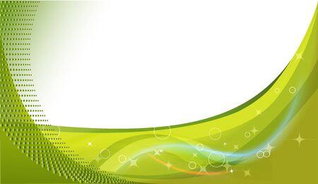 Abstracte groene sjabloon bokeh bedrijf glanst achtergrond