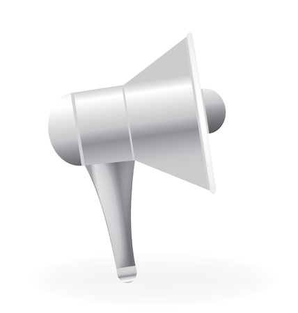 communication icons: Megaphone (Bullhorn)