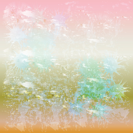 Abstract grunge splash pink background