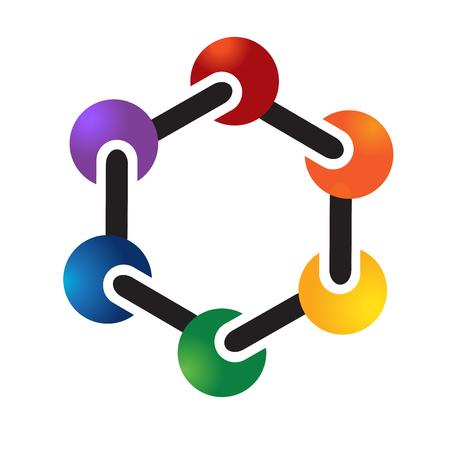 Molecule atom chemical symbol