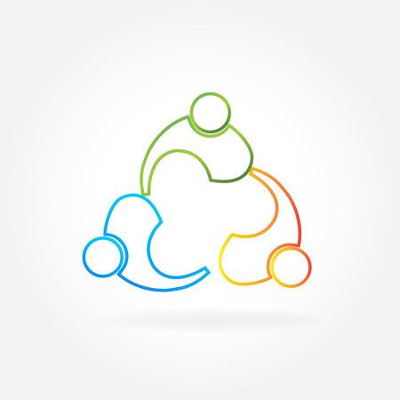 teamwork business partners people