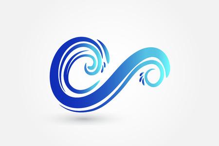 Wave vector image design 向量圖像