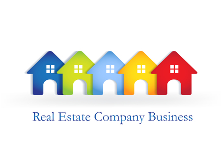 Real estate houses company business