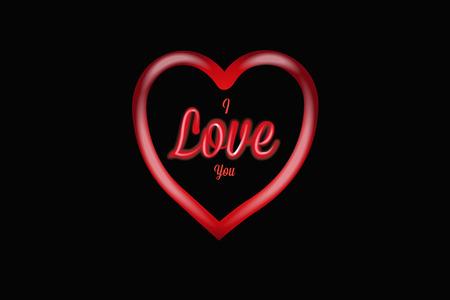 Valentines love heart icon vector image design Illustration