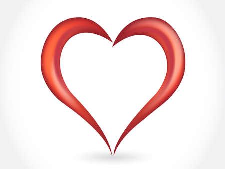 Love heart valentines symbol icon vector image graphic design illustration template