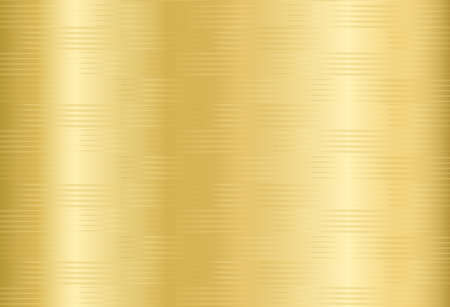 Gold glitter glowing luxury metallic high resolution for your design vector image banner render background template