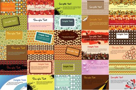 30 horizontal business card