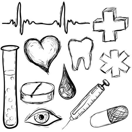 medical symbol Stock Vector - 9039960