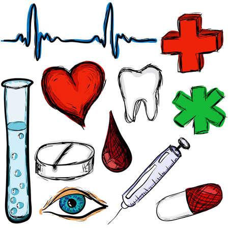 medical symbol Stock Vector - 9152198