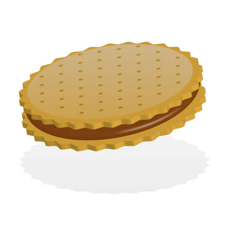 un biscuit Banque d'images - 10692008