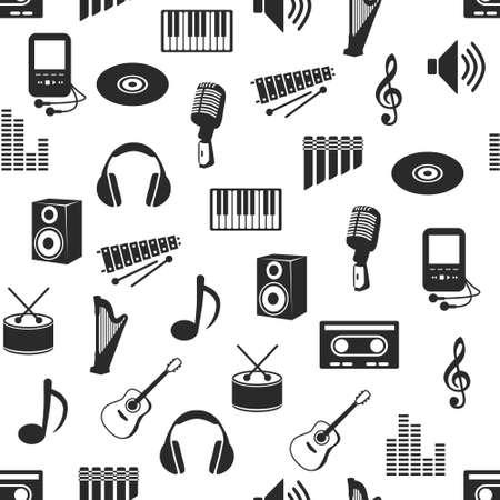 musica senza soluzione di modello