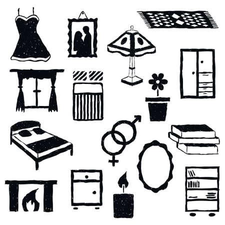 bedlinen: doodle bedroom images