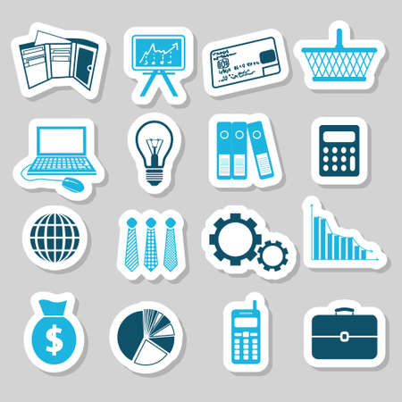 billfold: finance stickers