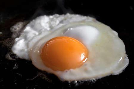 yolk: fried egg