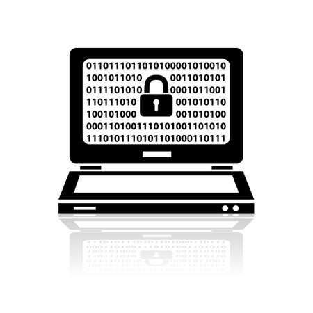cybercrime: cybercrime icon