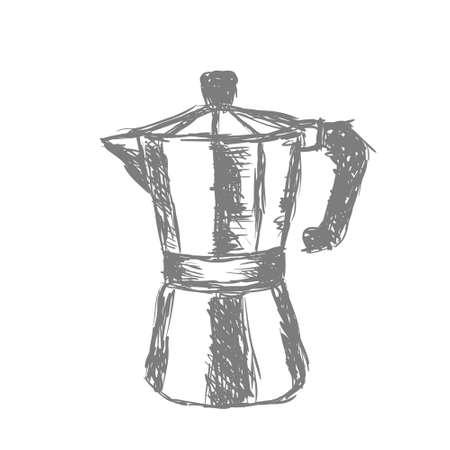 메이커: 낙서 커피 메이커