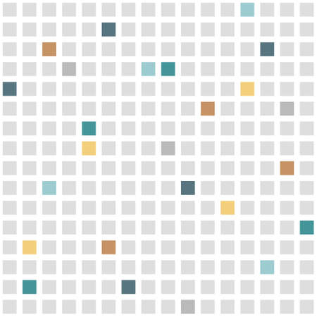 seamless carrée Vecteurs