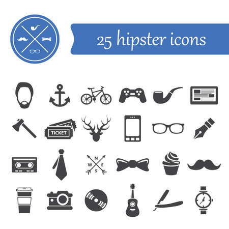 playstation: hipster icons