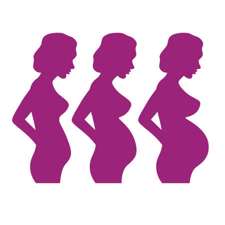 collection of pregnant women