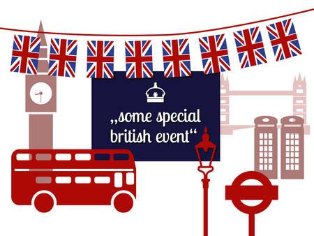 event: some special british event concept