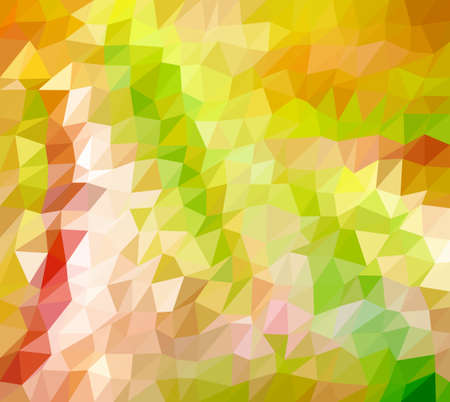 Abstract geometric shape pattern.