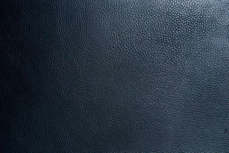Black leather texture perfect to use as a background Stock Photo