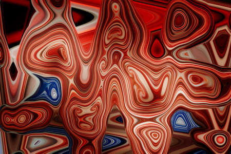 Abstract background image surreal psychological orientation. Different variations of color and sense of performance