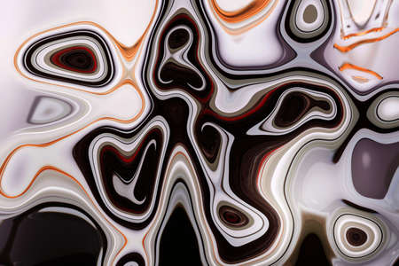 dark brown background from original fantastic patterns of abstract pictures
