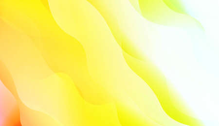 Abstract Background With Dynamic Effect. Gradient Blurred Abstract Background. For Wallpaper, Background, Print. Vector Illustration Illustration