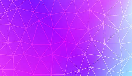 Modern elegant background with polygonal elements. Modern pattern for a brand book. Vector illustration. Creative gradient color