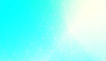 Abstract polygonal template. Texture for your design. Vector illustration. Light Gradient Abstract Background